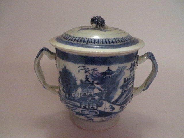 Nanking Bent Branch Sugar Bowl