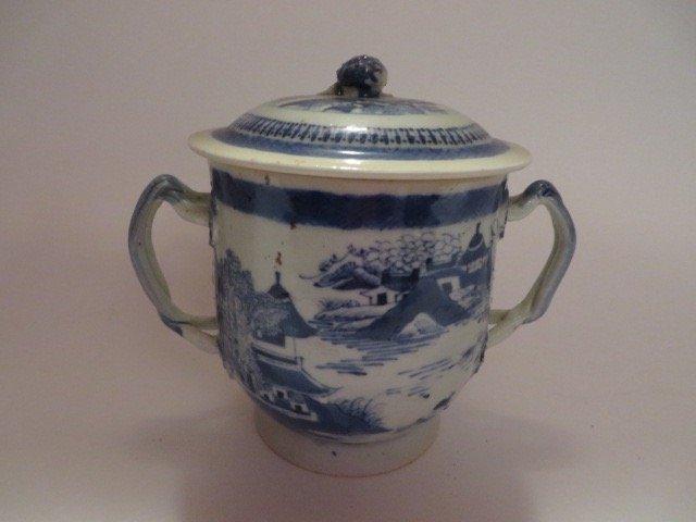 Nanking Bent Branch Sugar Bowl - 2