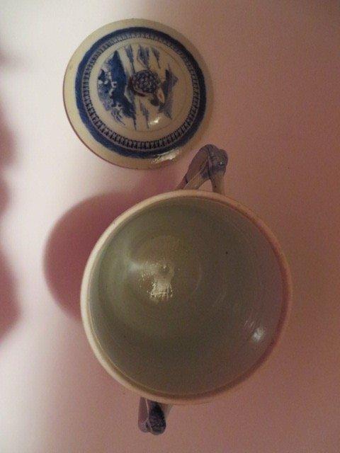 Nanking Bent Branch Sugar Bowl - 3
