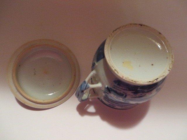 Nanking Bent Branch Sugar Bowl - 4