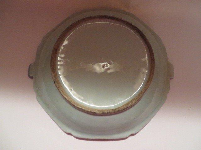 Canton Warming Dish. C. 1830 - 2