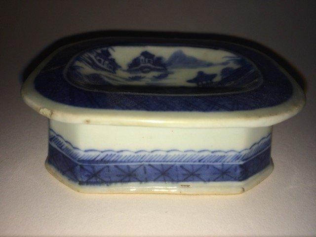 Canton Master Salt. C. 1830 - 2