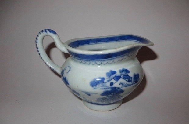 Canton Creamer C. 1850 - 2
