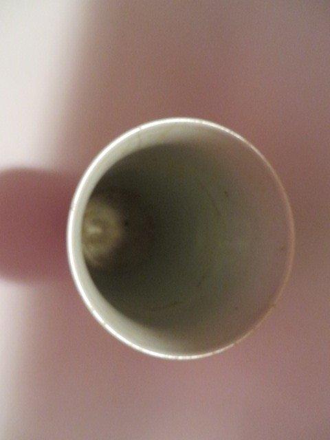 Canton Vase or Brush Pot C. 1830 - 5