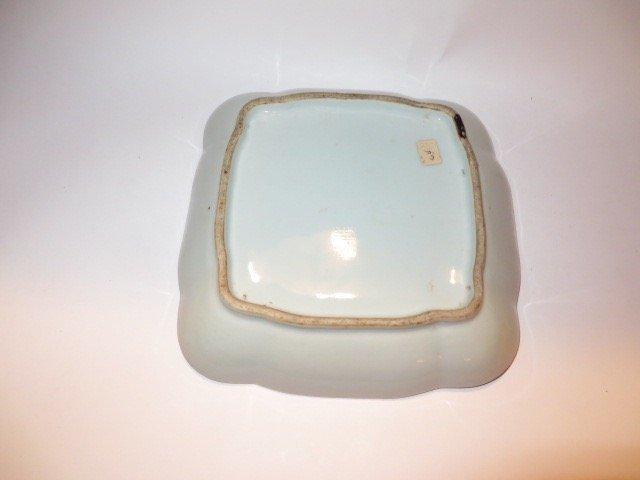 Canton Square Plate C. 1850 - 3