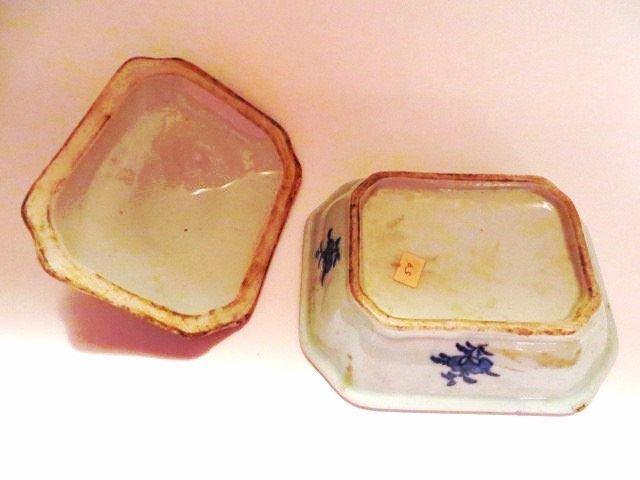 Canton Covered Dish. C. 1825 - 3