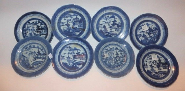 Canton Plates (8)
