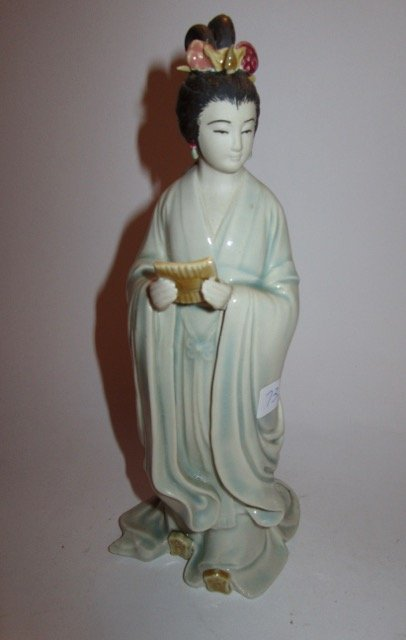 Oriental Figure of a Geisha
