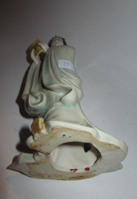 Oriental Figure of a Geisha - 3