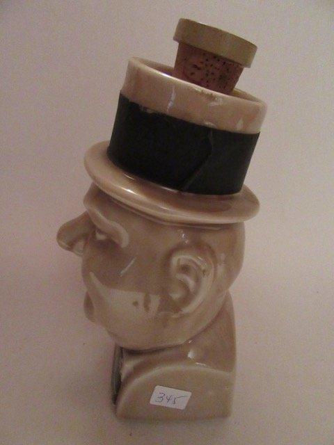 W. C. Fields Bourbon Whiskey Bottle - 2