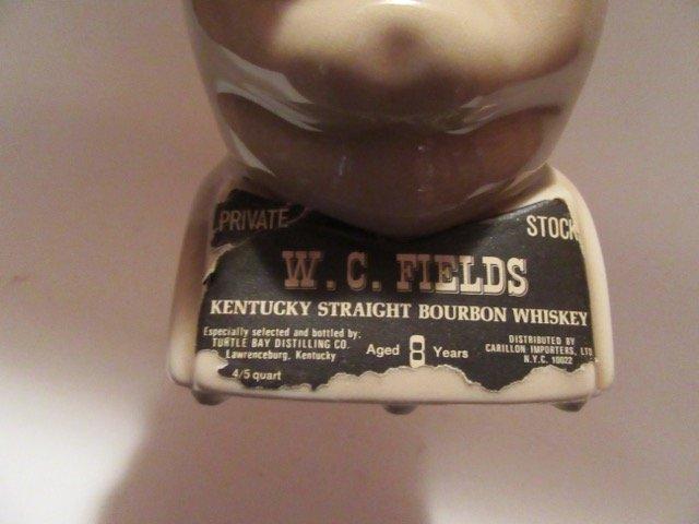 W. C. Fields Bourbon Whiskey Bottle - 6