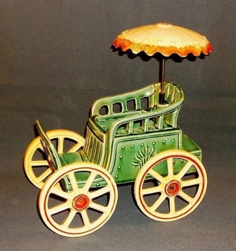 McCoy Carriage with Parasol