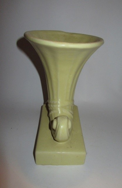 McCoy Cornucopia Vase - 2