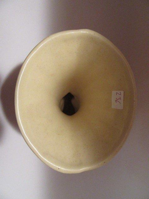 McCoy Cornucopia Vase - 5