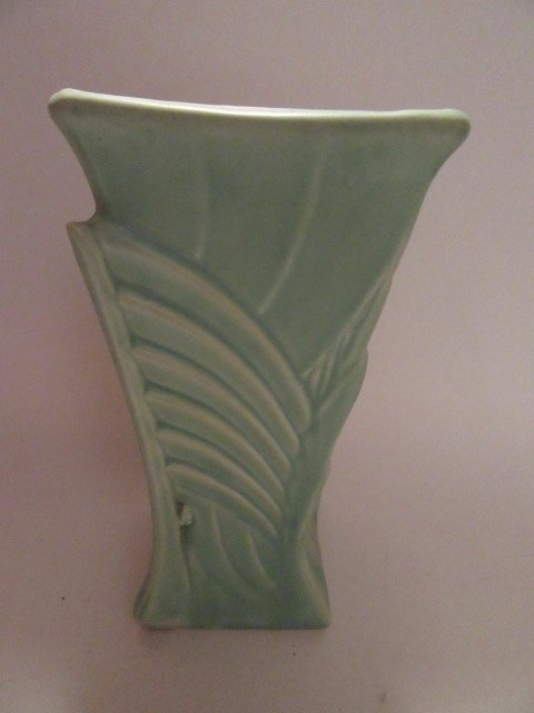 McCoy Art Deco Vase.