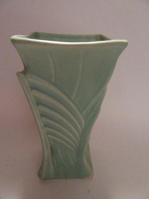 McCoy Art Deco Vase. - 3