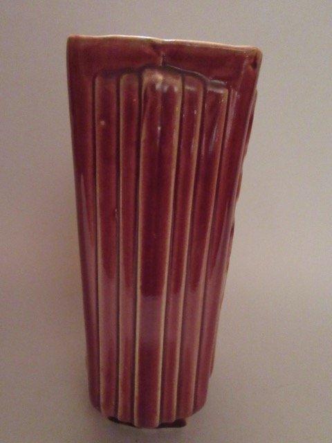 McCoy Art Deco Vase. - 4