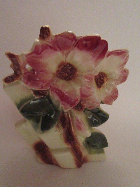 McCoy Floral Vase