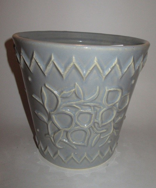 McCoy Flower Pot. C. 1936 - 2