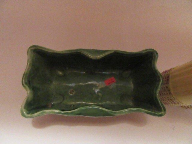 McCoy Vase and McCoy Planter - 3