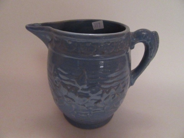 Early McCoy Pitcher