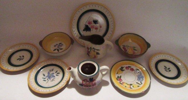Stangl Pottery Lot ( 10 pcs)