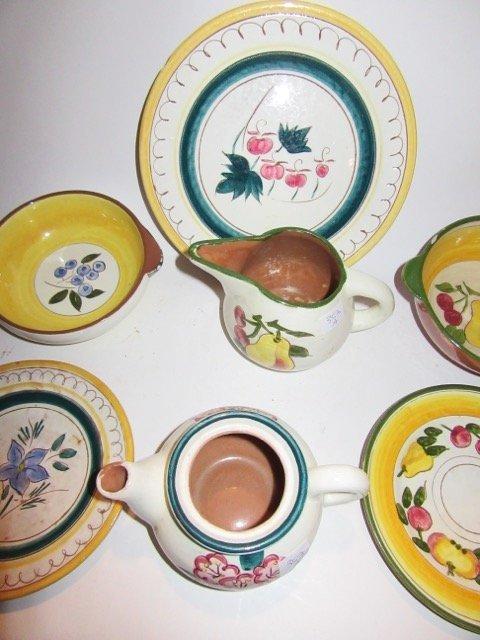 Stangl Pottery Lot ( 10 pcs) - 3