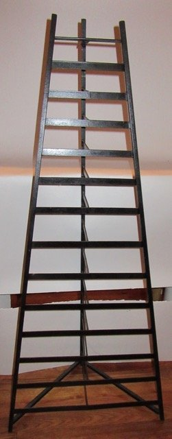 Custom Made Cast Iron Display Rack