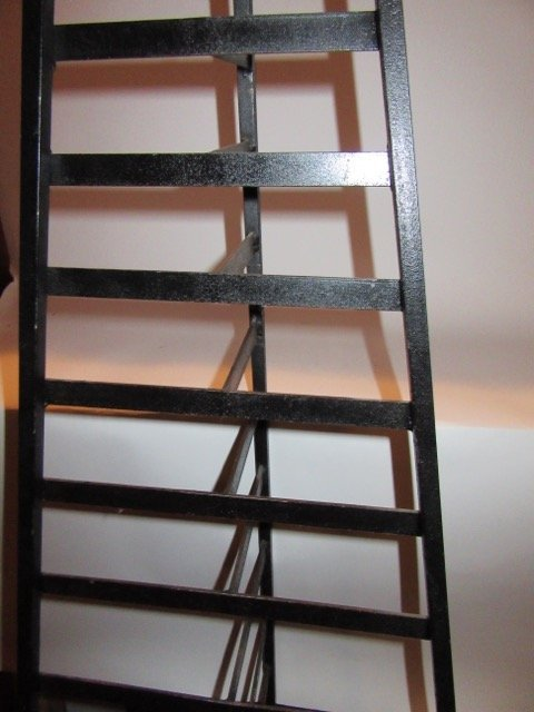 Custom Made Cast Iron Display Rack - 2