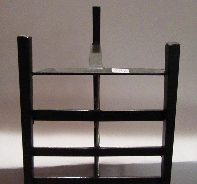 Custom Made Cast Iron Display Rack - 3