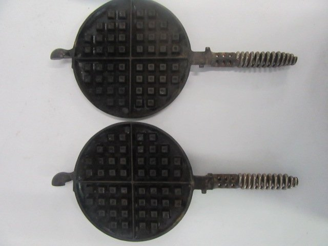 Griswold Waffle Maker