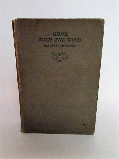Mitchell. Gone With the Wind. First Ed