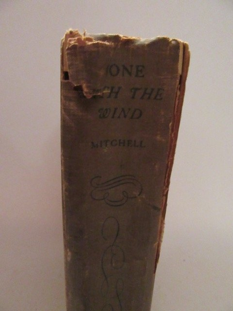 Mitchell. Gone With the Wind. First Ed - 4