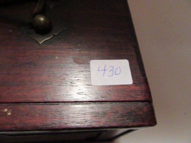 Mahjong Set in Fine Oriental Case. - 4