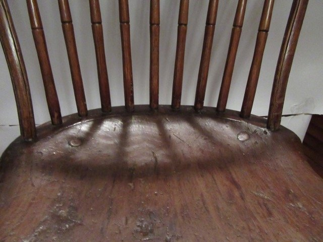 Period Windsor Chair - 4