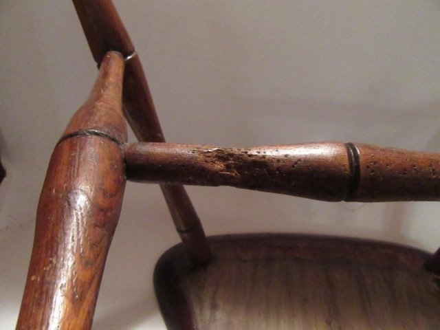 Period Windsor Chair - 9