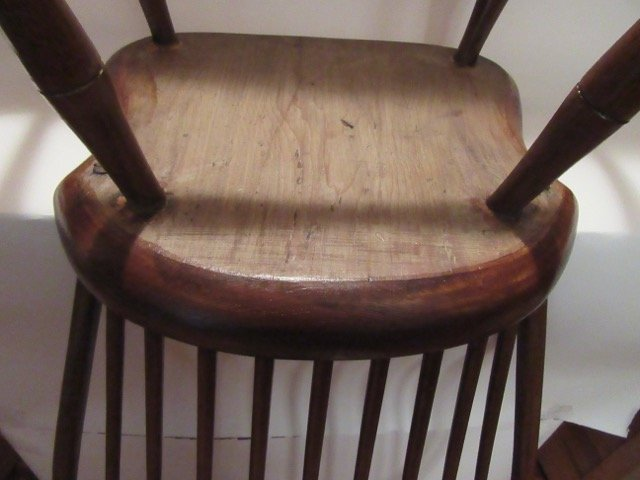 Period Windsor Chair - 3