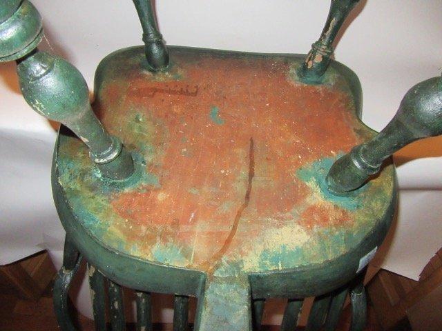 Period Windsor Armchair - 4