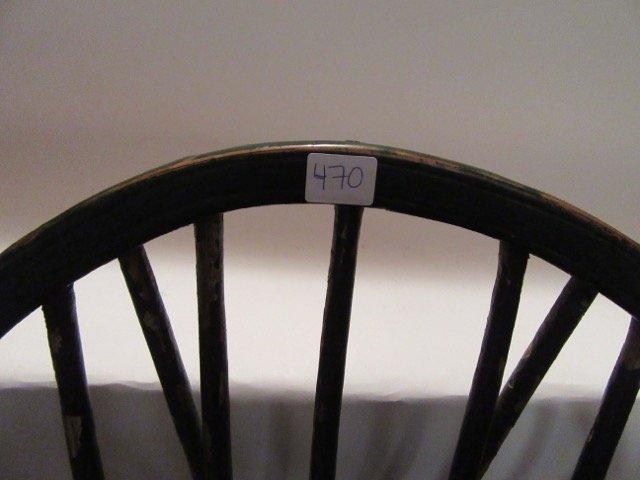 Period Windsor Armchair - 6
