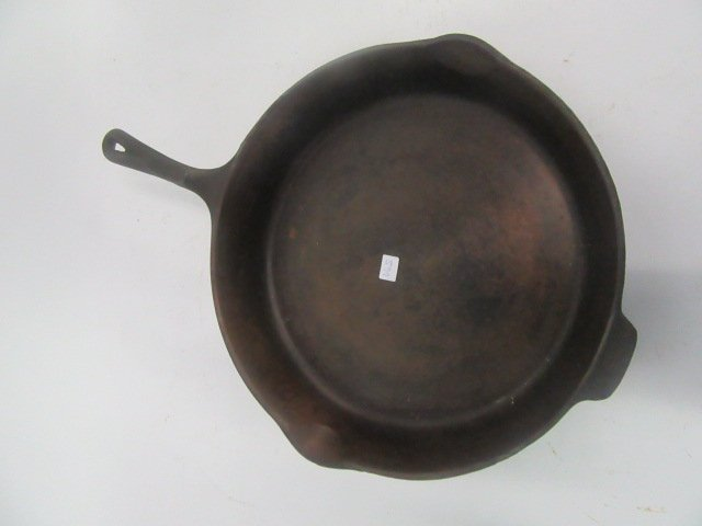 Wagner's Cast Iron Skillet