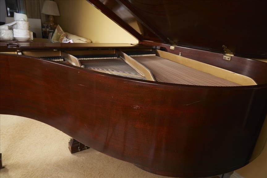 Steinway Baby Grand Piano - 4
