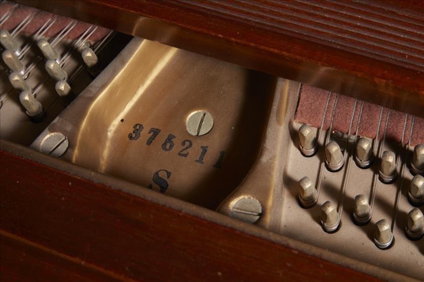 Steinway Baby Grand Piano - 6