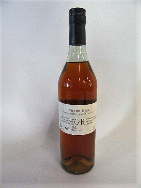 Germain-Robin Fine Alambic Brandy