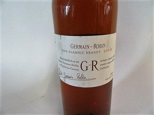 Germain-Robin Fine Alambic Brandy - 2