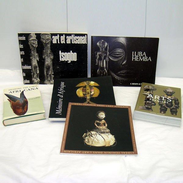 2: Six African Art Books