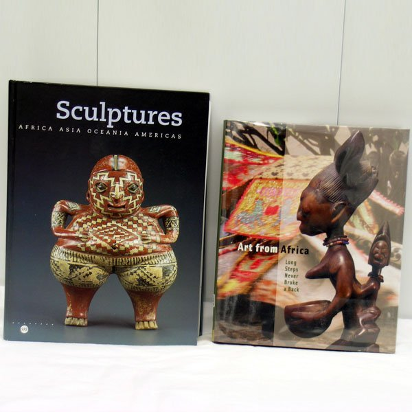 3: Three African Art Books