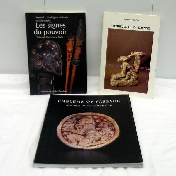 6: Five African Art Books