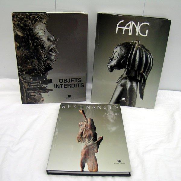 7: Three African Art Books