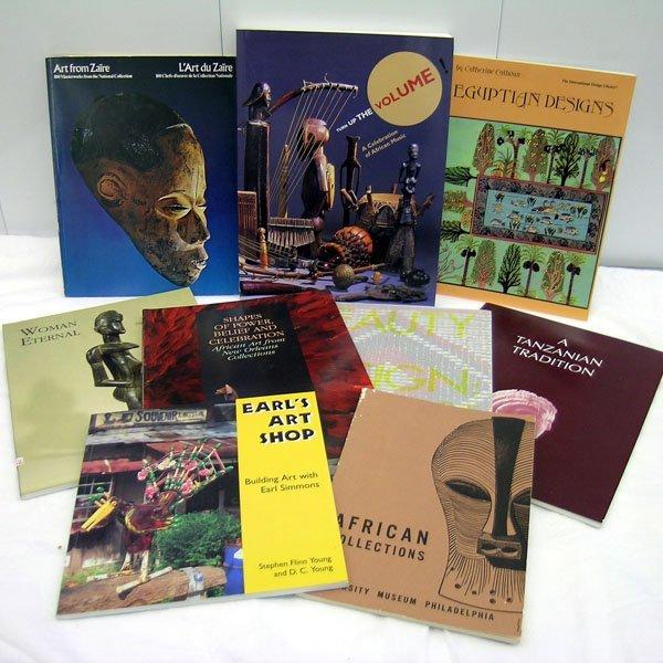 10: Eleven African Art Books