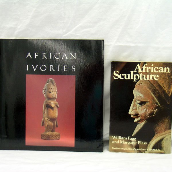 12: Two African Art Books